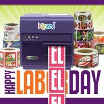 A fun image for Labor/Label Day.